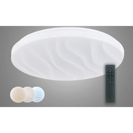 Потолочный светодиодный светильник Arti Lampadari Punto E 1.13.38 W, LED 36W, белый, металл, пластик