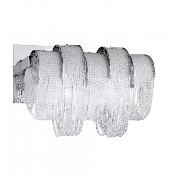 Бра Crystal Lux CITY LIGHTS CRYSTAL AP3 1391/403, 3xG9x60W, хром, прозрачный, металл, хрусталь