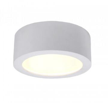 Потолочный светодиодный светильник Crystal Lux CLT 521C105 WH 1400/116, LED 6W, 4000K (дневной), белый, металл