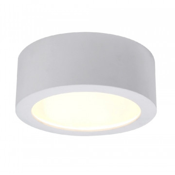 Потолочный светодиодный светильник Crystal Lux CLT 521C150 WH 1400/117, LED 12W, 4000K (дневной), белый, металл