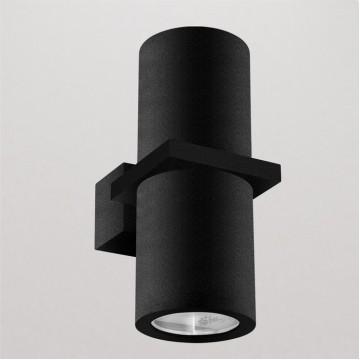 Настенный светильник Crystal Lux CLT 021W BL, IP54, 2xGU10x35W