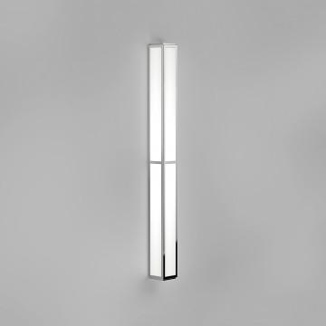 Настенный светодиодный светильник Astro Mashiko 1121066 (8419), IP44, LED 33,8W 2700K 1458lm CRI80, хром, пластик