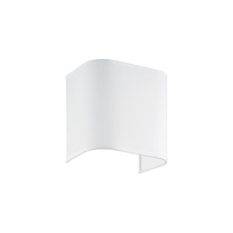 Абажур Ideal Lux Gea Paralume AP2 239576, белый, текстиль - миниатюра 1
