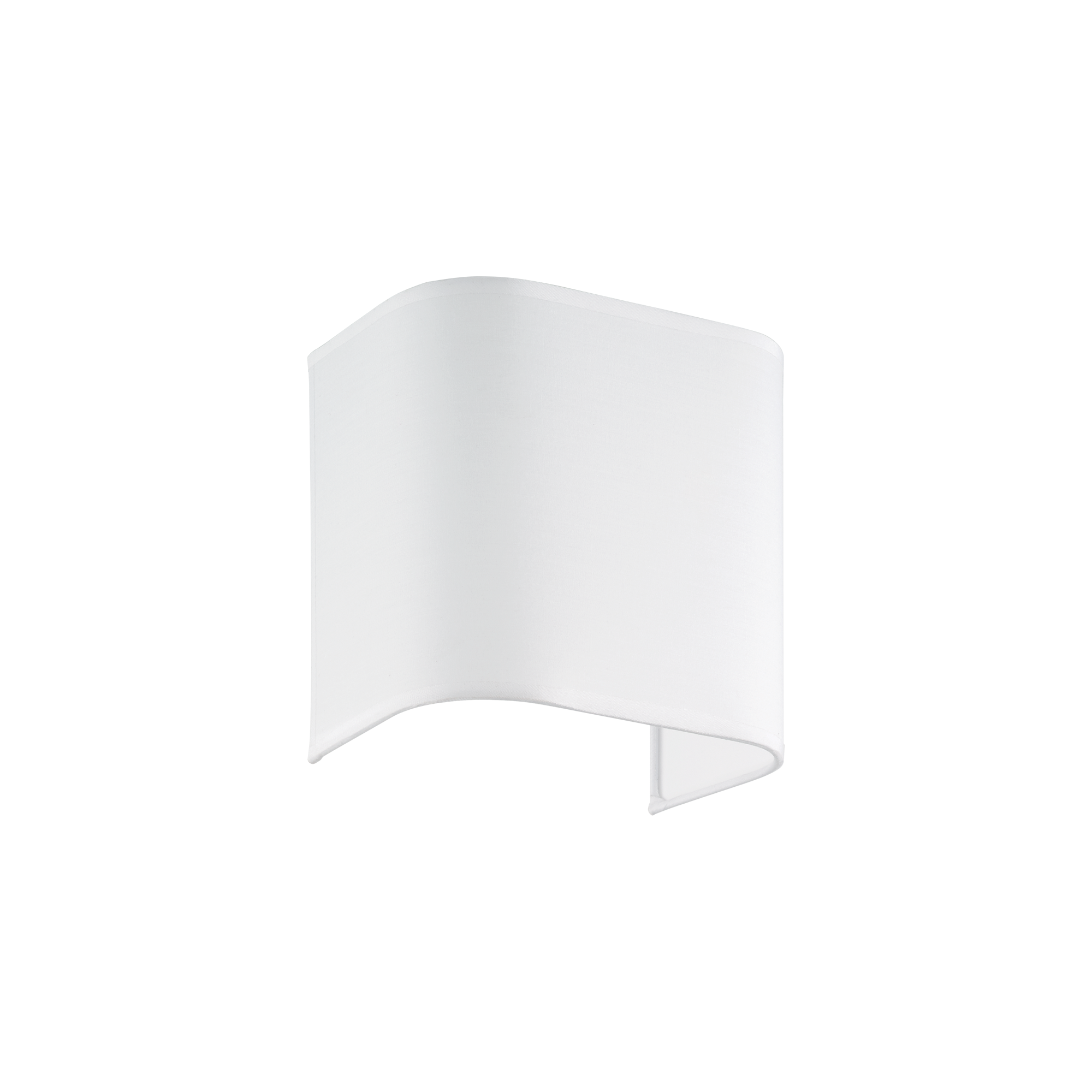 Абажур Ideal Lux Gea Paralume AP2 239576, белый, текстиль - фото 1