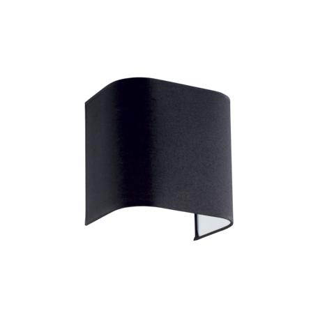 Абажур Ideal Lux Gea Paralume AP2 239590, черный, текстиль