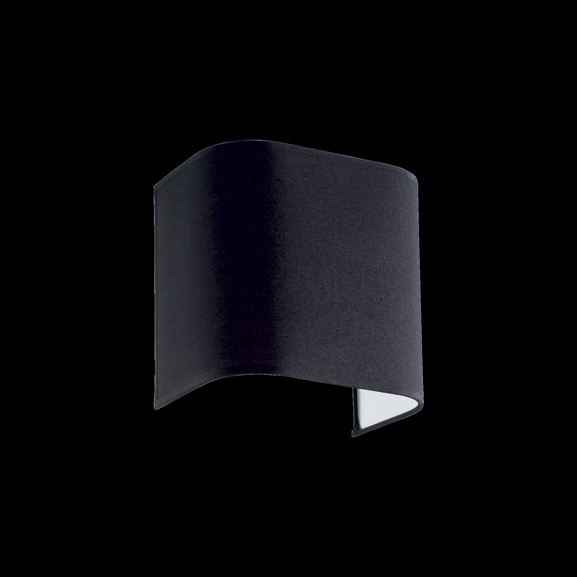 Абажур Ideal Lux Gea Paralume AP2 239590, черный, текстиль - фото 1
