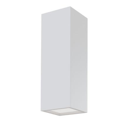 Настенный светильник Maytoni Technical Parma C190-WL-02-W, 2xG9x5W, белый, под покраску, гипс