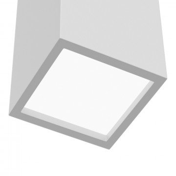 Настенный светильник Maytoni Parma C190-WL-02-W, 2xG9x5W, белый, под покраску, гипс - миниатюра 5