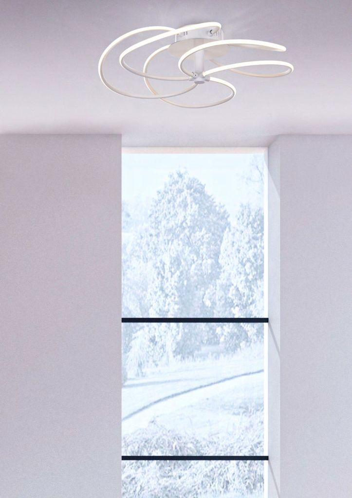 Потолочная люстра Maytoni Klee MOD447-CL-5-43-W, белый, металл - фото 1