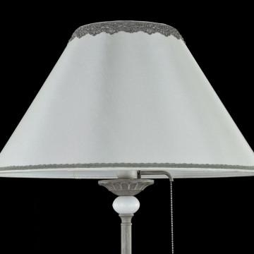 Торшер Maytoni Bouquet ARM023-FL-01-S, 1xE27x40W, серый, металл, текстиль - миниатюра 6