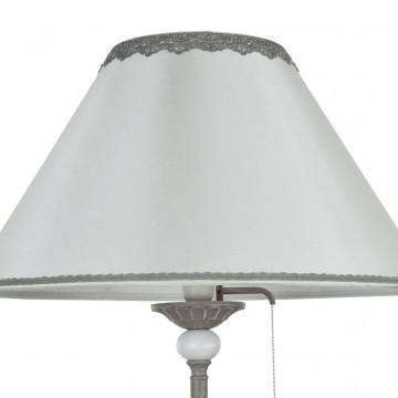 Торшер Maytoni Bouquet ARM023-FL-01-S, 1xE27x40W, серый, металл, текстиль - миниатюра 7