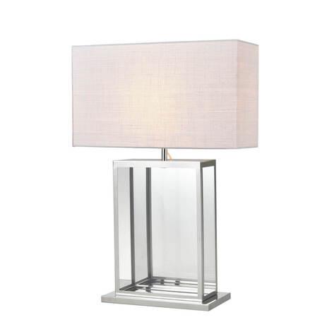 Настольная лампа Vele Luce Vicenza 10095 VL4083N21, 1xE27x60W