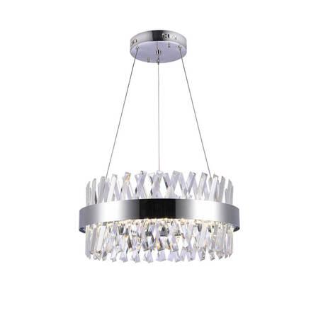 Подвесная светодиодная люстра Vele Luce Calabria 10095 VL3073P21, LED