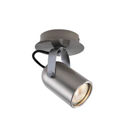 Потолочный светильник с регулировкой направления света Vele Luce Luigi 10095 VL8055S01, 1xGU10x50W