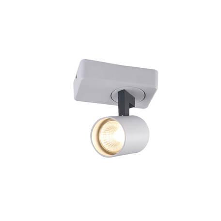 Потолочный светильник с регулировкой направления света Vele Luce Lexi 10095 VL8071S01, 1xGU10x35W