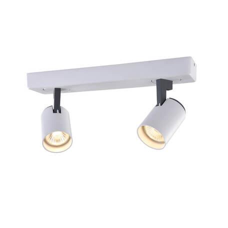 Потолочный светильник с регулировкой направления света Vele Luce Lexi 10095 VL8071S02, 2xGU10x35W