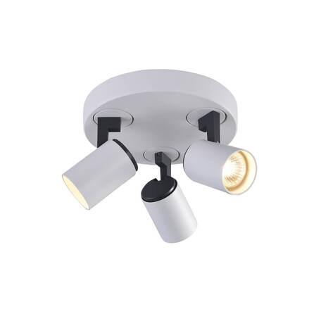 Потолочный светильник с регулировкой направления света Vele Luce Lexi 10095 VL8071S13, 3xGU10x35W