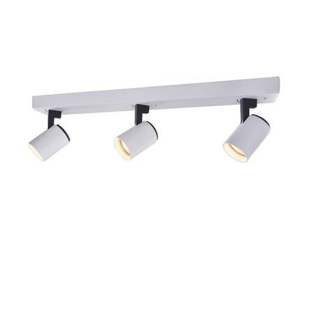 Потолочный светильник с регулировкой направления света Vele Luce Lexi 10095 VL8071S23, 3xGU10x35W