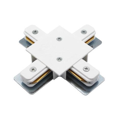 X-образный соединитель питания для треков Arte Lamp A110133