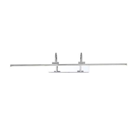 Настенный светодиодный светильник для подсветки картин ST Luce Centiаna SL444.111.01, LED 18W 4000K 1257lm, хром, металл, металл с пластиком
