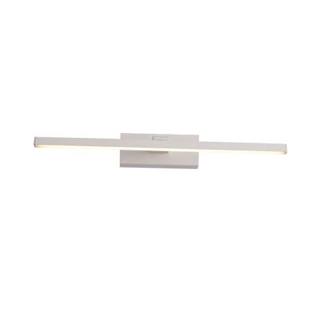 Настенный светодиодный светильник для подсветки картин ST Luce Mareto SL446.051.01, LED 8W 4000K 369lm, белый, металл
