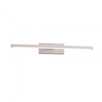 Настенный светодиодный светильник для подсветки картин ST Luce Mareto SL446.051.01, LED 8W 4000K, белый, металл