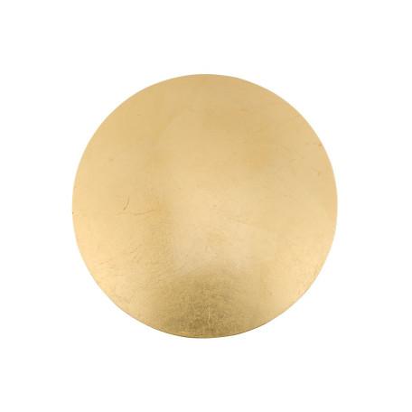 Настенный светодиодный светильник ST Luce Aureo SL457.211.01, LED 18W 3000K 1265lm, матовое золото, металл