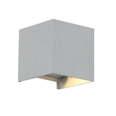 Настенный светодиодный светильник ST Luce Staffa SL560.701.02, IP44, LED 6W, 3000K (теплый)