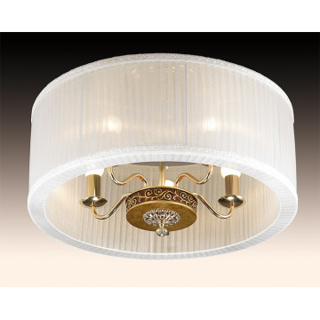 Потолочная люстра Odeon Light Nesta 2770/5C, 5xE14x40W