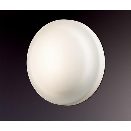 Потолочный светильник Odeon Light Tavoy 2760/1C, IP44, 1xE27x60W, белый, металл, стекло