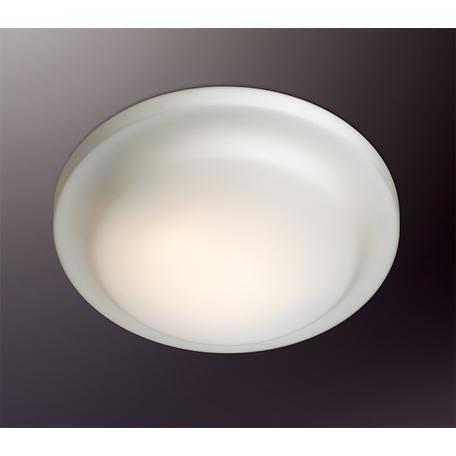 Потолочный светильник Odeon Light Tavoy 2760/2C, IP44, 2xE27x60W, белый, металл, стекло