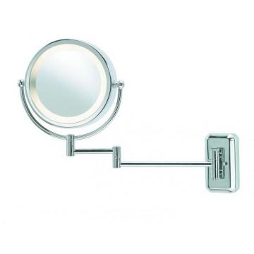 Косметическое зеркало с подсветкой Markslojd Face 246012, IP21, 1xE14x15W