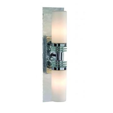 Настенный светильник Markslojd lerum 100003, IP44, 2xG9x40W