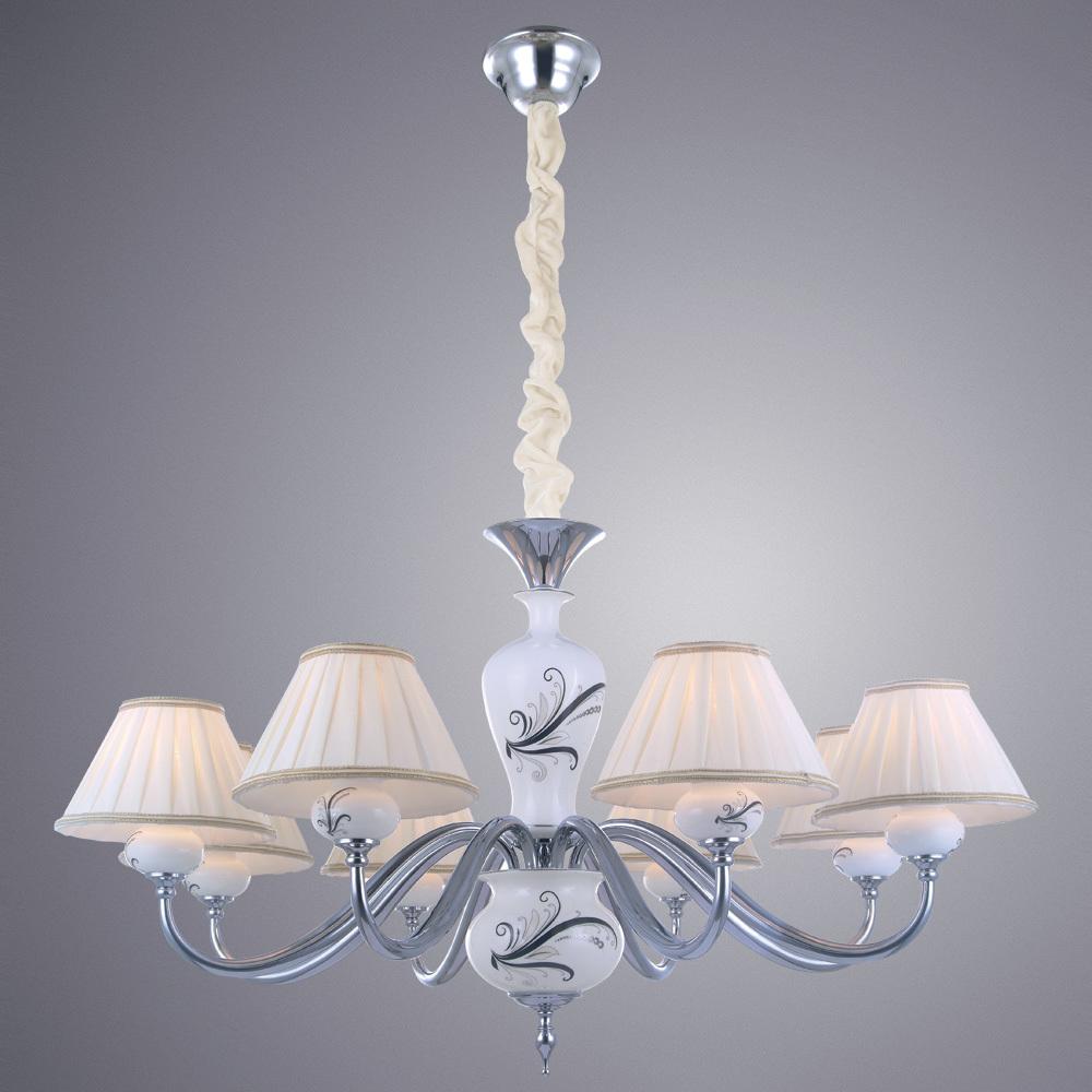 Arte Lamp A2298LM-8CC - фото 1