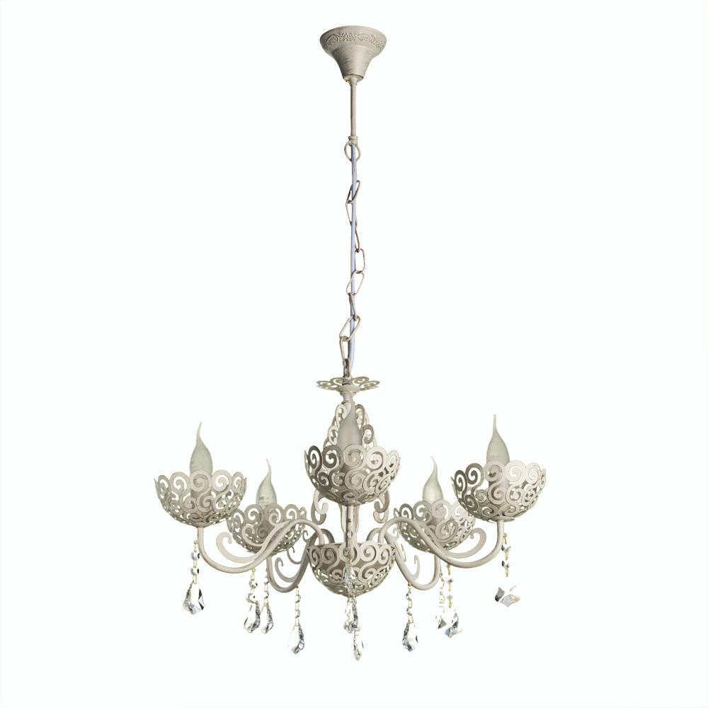 Arte Lamp Fleece A4554LM-5WG, 5xE14x40W - фото 1