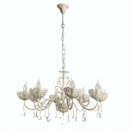 Arte Lamp Fleece A4554LM-8WG, 8xE14x40W