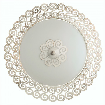 Arte Lamp Fleece A4554PL-2WG, 2xE27x60W, белый