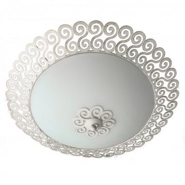 Arte Lamp Fleece A4554PL-4WG, 4xE27x60W, белый