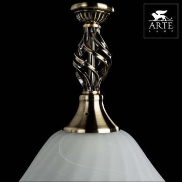 Arte Lamp Cameroon A4581SP-1AB, 1xE27x100W, белый - миниатюра 4