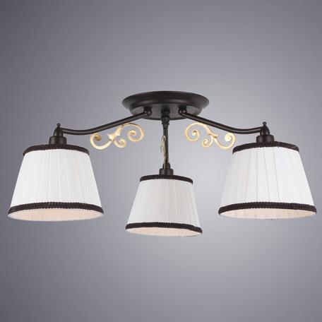 Arte Lamp Capri A6344PL-3BR, 3xE14x40W, белый