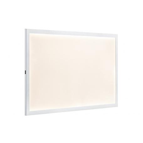 Мебельный светодиодный светильник Paulmann Glow 70807, LED 8W, белый, металл с пластиком
