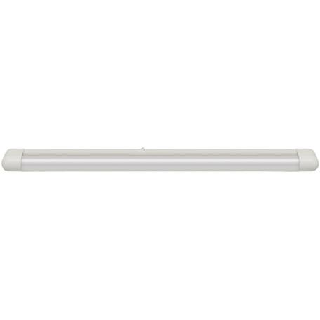 Мебельный светильник Paulmann Slimline 75080, 1xG13x18W, белый, пластик