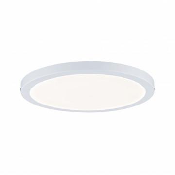 Потолочный светодиодный светильник Paulmann Atria 70869, LED 22W, белый, пластик
