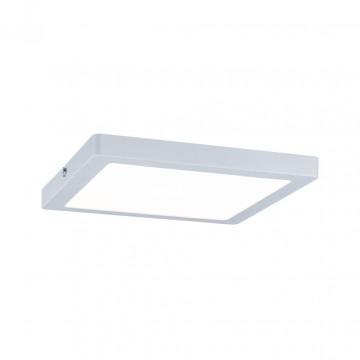 Потолочный светодиодный светильник Paulmann Atria 70870, LED 20W, белый, пластик