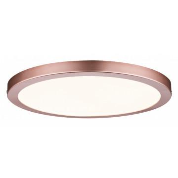 Потолочный светодиодный светильник Paulmann Atria 70872, LED 22W, медь, пластик