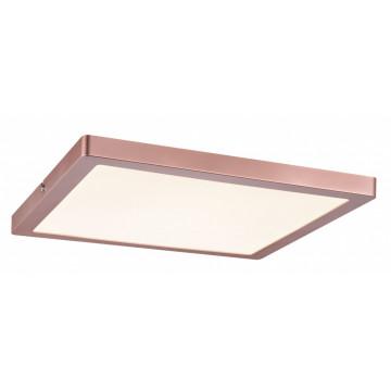 Потолочный светодиодный светильник Paulmann Atria 70873, LED 24W, медь, пластик