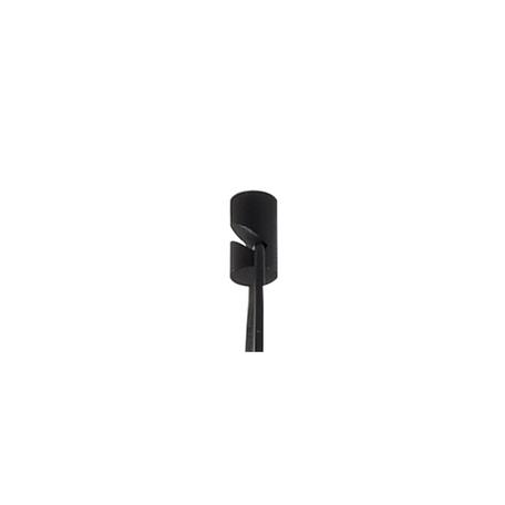 Крепление для провода Azzardo Ziko AZ2681, черный, металл