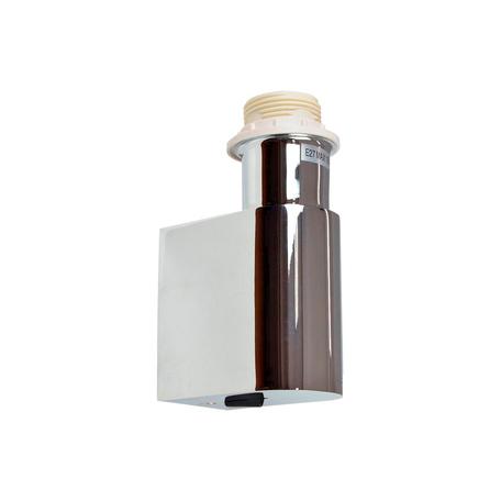 Основание настенного светильника Azzardo Amadeo AZ2419, 1xE27x40W, хром, металл