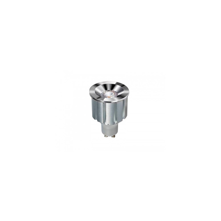 Светодиодная лампа Azzardo Elegant AZ2226 HP16 GU10 7W, 4000K (дневной) CRI>90 230V, гарантия 1 год