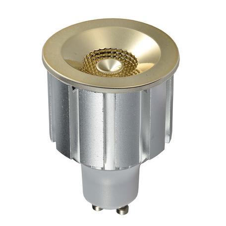 Светодиодная лампа Azzardo Elegant AZ2229, золото, металл
